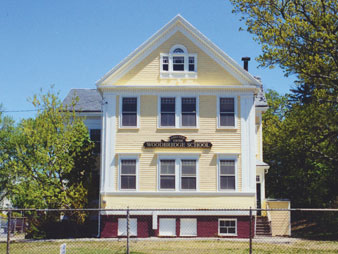 historic building painters new england