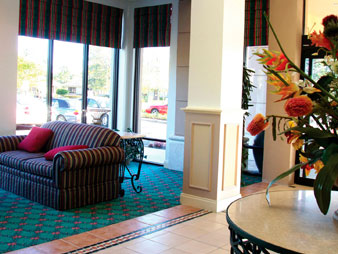 hotel interior painting services