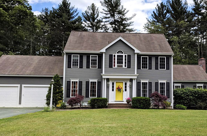 new england exterior home painter